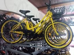 Bicicleta Caloi Yellow a mais barata do Brasil!!!