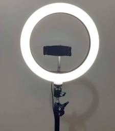 Anel Led 26 Cm Ring Light Profissional- (Lojas Wiki)