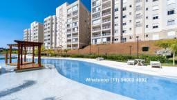 Na planta apartamentos 67m² , 2 quartos/suite , Medeiros Jundiai