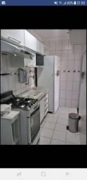 AB 032 - Alugo apartamento térreo mobiliado - Jardim Atlântico Life