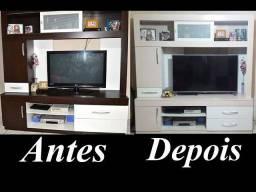 Envelopamento de móveis em geral
