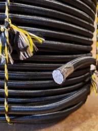 Corda elastica 10mm 1? linha com certificação de ruptura. 120, 170% de elasticidade