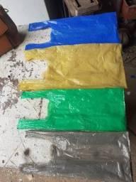 Máquina para fazer sacolas plásticas