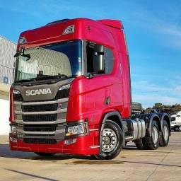Scania R450 6x4 Aut Completa 2021