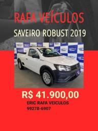 Volks Saveiro 1.6 Robust  com  R$ 1.000,00 de entrada - Eric Rafa Veículos -&gdt