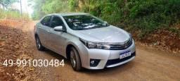 Toyota Corolla XEI 2016 Apenas 43mil Km