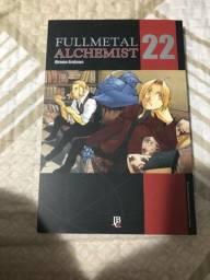 Fullmetal alchemist 22 novo