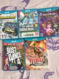 Jogos Wii U/Wii/3DS - Usados - Vendo separado