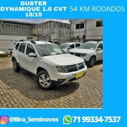 Duster Dynamique 16 CVT R$78.990,00 !! Ubiratã