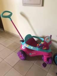 Título do anúncio: Triciclo velo baby