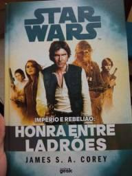 Título do anúncio: Star Wars - Honra entre ladrões, capa dura