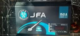 Fonte jfa 150a com tomada 2P+T
