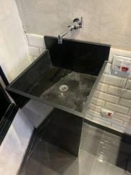 Título do anúncio: Tanque de mármore lavatório  para salão de beleza
