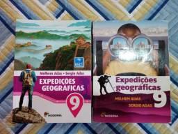 Livro de Geografia - 9° ano  Novo