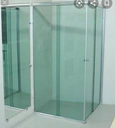 J.RS VIDROS trabalho com vidro com o preços bons