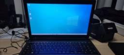 """Notebook Acer I3  4Gb RAM  640 GB HD tela 15.6"""""""