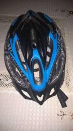 Capacete protetor de ciclismo