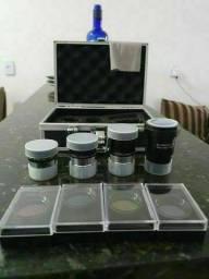 Kit ocular filtro e Maleta para Telescópio