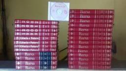 Coleção Enciclopédia Barsa - 26 Livros - 1999 à 2002