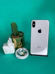 iPhone X 64GB Branco ACEITAMOS SEU IPHONE COMO PARTE DO PAGAMENTO