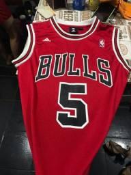 Camisa chicago  bulls ( basquete )