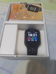 Smartwatch Champion 1 semana de uso