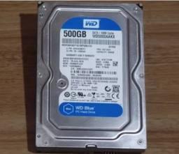 HD WD blue series 500gb
