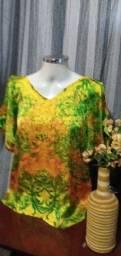 Título do anúncio: Blusa Estampada Koiza Rara - Tam. M