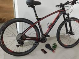 bike oggi agile pro XT 2019 tamanho 19