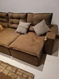 Sofa novo , tem algo pra arrumar