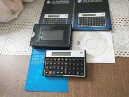 Calculadora financeira HP12C PLATINUM