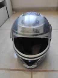 Vendo capacete tamanho : 60