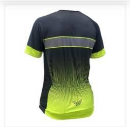 Camisa Ciclismo Nórdico REF. 1199 (10% desconto no PIX ou dinheiro)