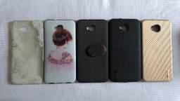 Capinhas de Celular Asus Zenfone - Silicone e TPU