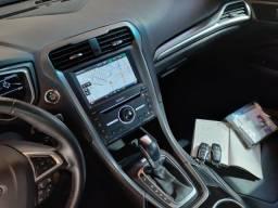 Ford Fusion Titanium FWD 2016 - Blindagem nível III-A