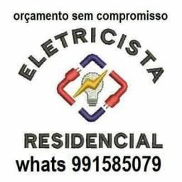 Eletricista residencial comercial e predial