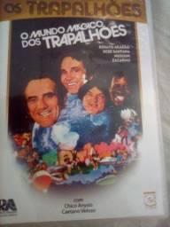 Dvd O Mundo Mágico dos Trapalhões