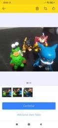 Digimon miniaturas kit