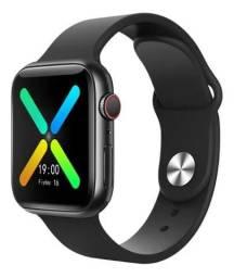 Smartwatch IWO X8 Lançamento 2021, novo, em Santa Rosa-RS