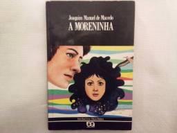 Livro - A Moreninha - Joaquim Manuel de Macedo