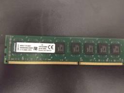 Memória RAM 8gb ddr3 Kingston