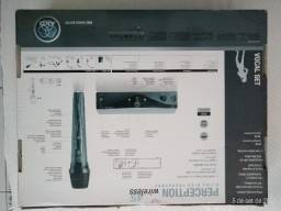 Título do anúncio: Microfone Akg Perception 45 Wireless Pw 45 Vocal Set.