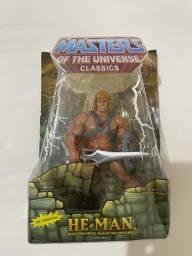 HE-MAN - Classics - Master of the Universe - MOTU - Mattel