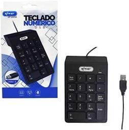 Mini teclado usb numerico