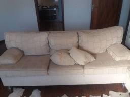 Conjunto de sofá de 2 e 3 Lugares