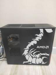 Computador gamer intermediário-avançado em perfeitas condições