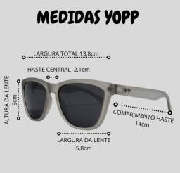 óculos de sol - Modelo Somente para veganos