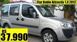Fiat Doblo Attractiv 1.4 ... 7lugares ano 12