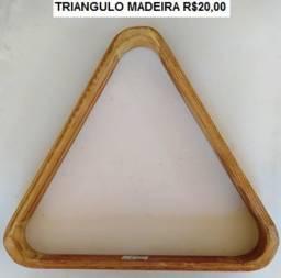Título do anúncio: Triangulo Para Bolas de Sinuca