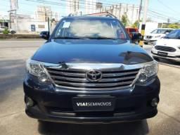 Título do anúncio: Toyota Hilux SW4 2.7 SR - 2015 - Exxxtra C/ Apenas 85.000km (Revisada e garantida)